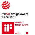 red dot design awards + if design awards