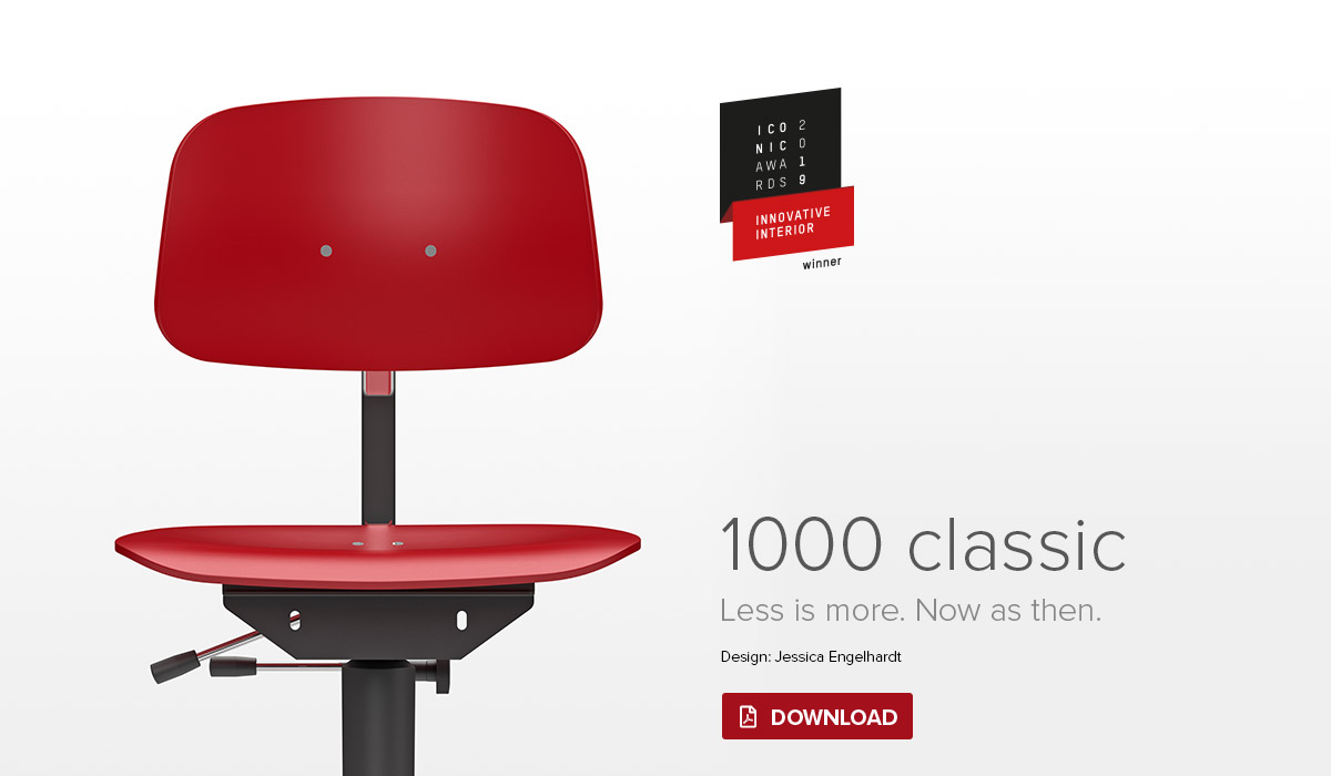 Dauphin progetta soluzioni di sedili ergonomici per ufficio