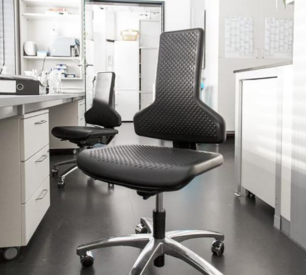 Sedie per l'industria - Dauphin produce sedute ergonomiche ...